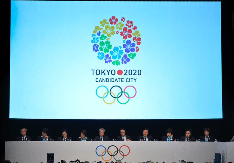 IOC selects Japan for 2020 Oympics