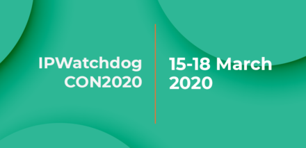 IPWatchdog CON2020 - 15-18 March 2020
